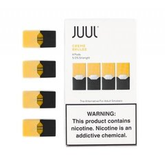 Juul Cartridge Creme Brulee 4 pods