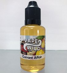 Currant Affair | Смородина + Груша + Крем - Vape Wild (1,5 мг | 30 мл)