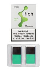 Картридж Fich Pods Cartridge Grape Mint 2шт